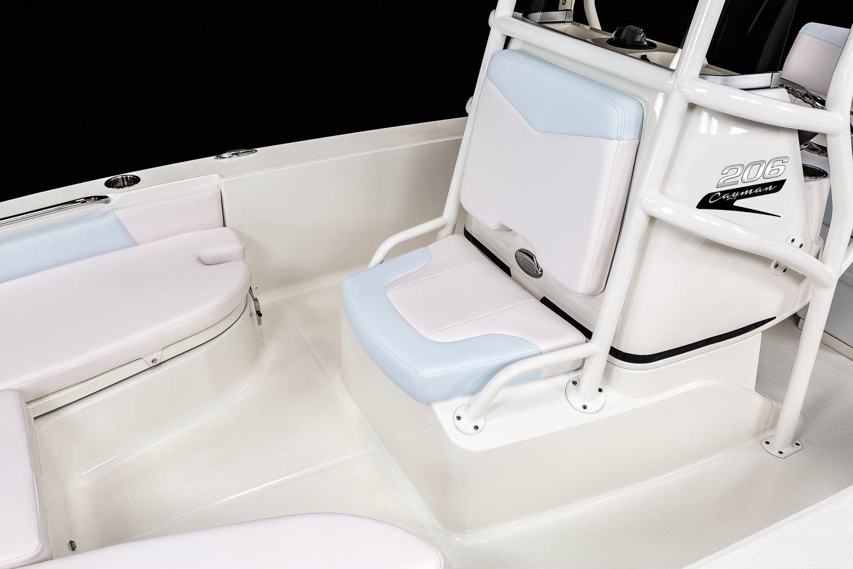 206 Cayman  - Console Seat