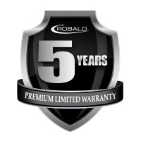 5 Year Limited Component Warranty